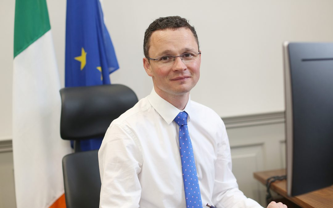 Minister O'Donovan urges business owners to attend a 'Getting Ireland Brexit Ready' workshop in Limerick