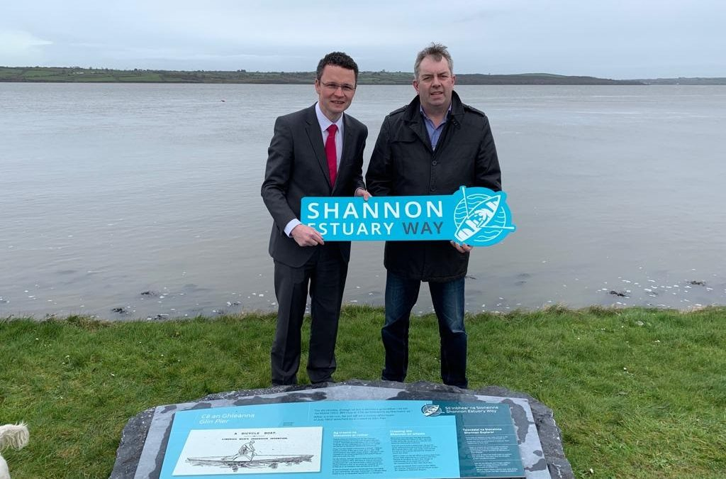 €111,000 for improvement and safety works at Glin Pier