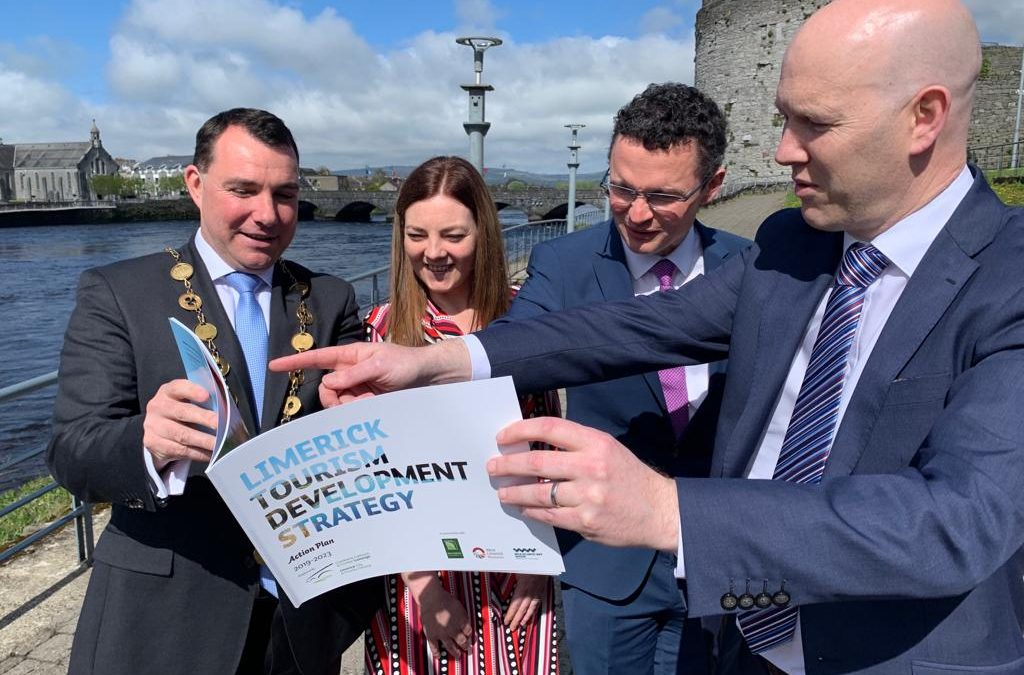 Limerick Tourism Development Strategy 2019 – 2023 launched today
