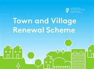 €127,800 for four Limerick Projects under Round 2 of Town & Village Renewal Scheme