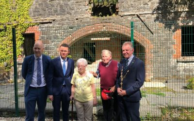 O'Donovan welcomes progress on Railway Station House in Ardagh