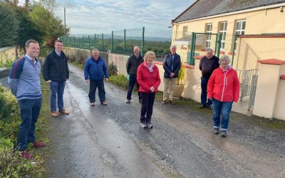 €87,460 for 3 County Limerick Projects under Town & Village Renewal Scheme – O'Donovan