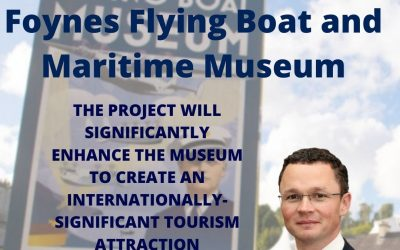 €1,500,000 Boost for Foynes Museum
